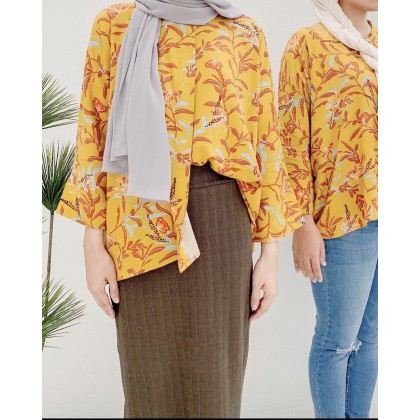 Flory Top FREE SIZE