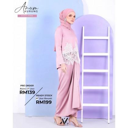 Anum Pario Dusty Pink