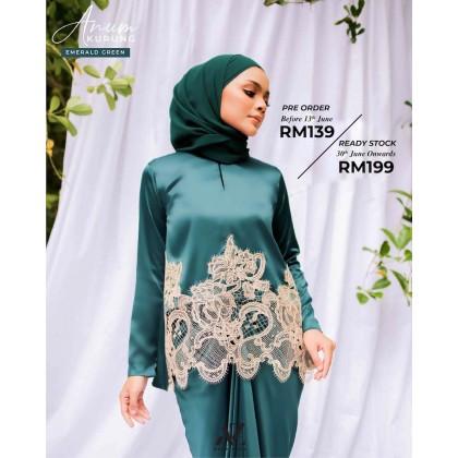 Anum Pario Emerald Green