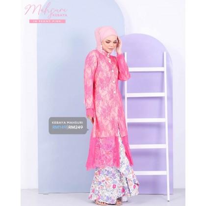 Mahsuri Peony Pink