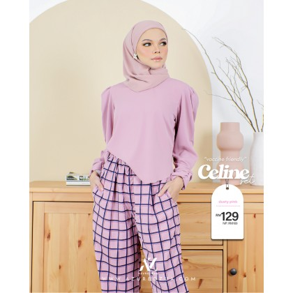 Celine Suit - Dusty Pink