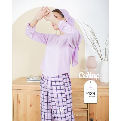 Celine Suit - Lilac