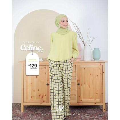 Celine Suit - Lime